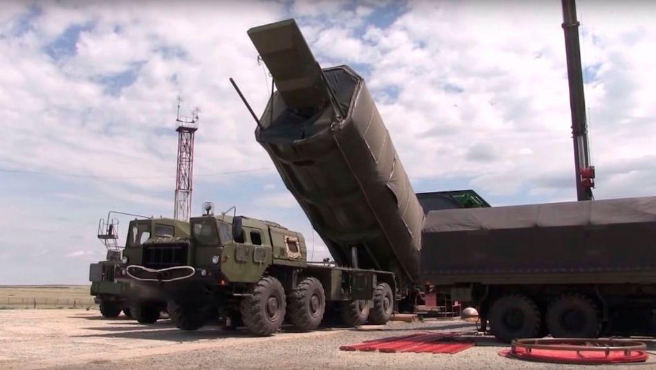 Russisches Raketensystem (Symbolbild)
