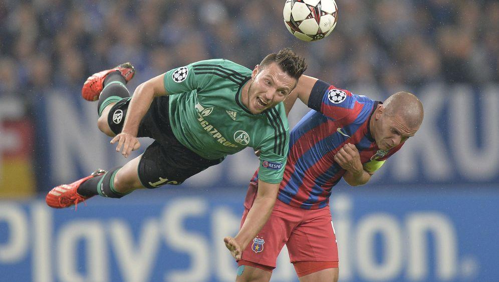 Champions League: Verunglückte Flanke, verschämter Torschütze