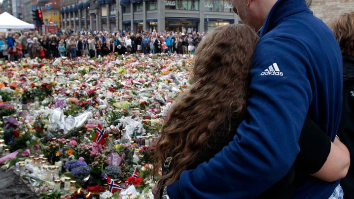 Photo Gallery: Unity in the Face of Terror