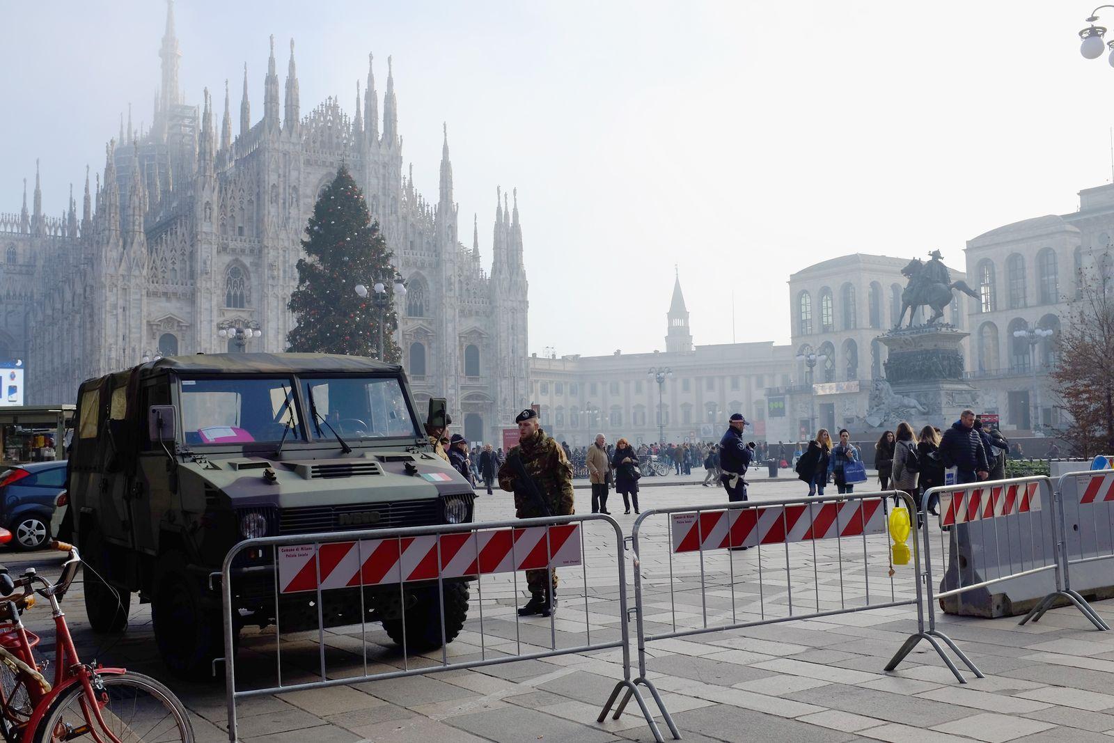 Milan/ Anis Amri