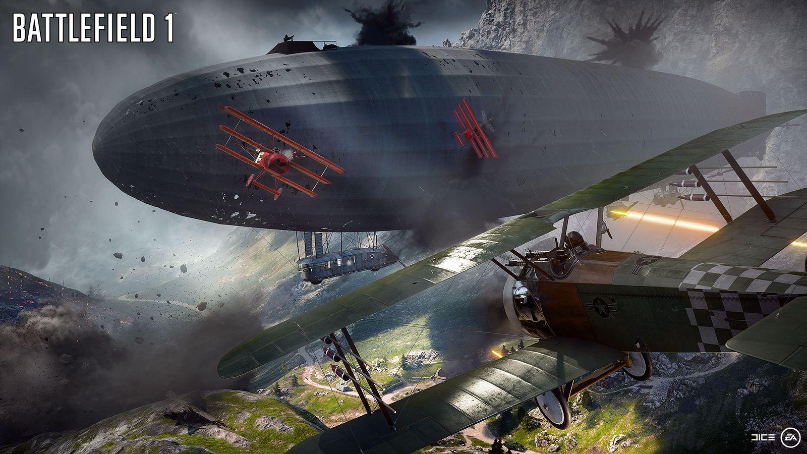 Spielemesse E3 / Battlefield 1