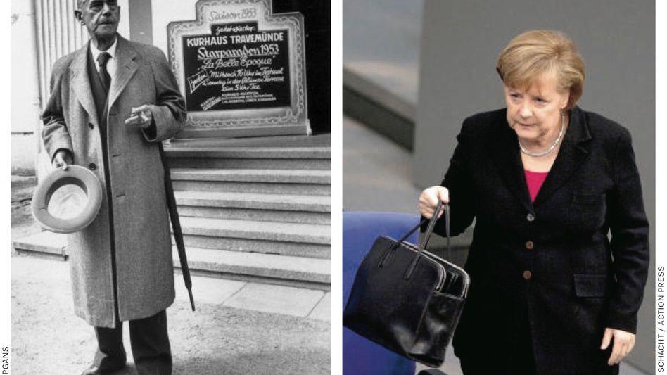 Autor Mann 1953, Kanzlerin Merkel: Vorsichtig, nervös und nicht sonderlich geschickt