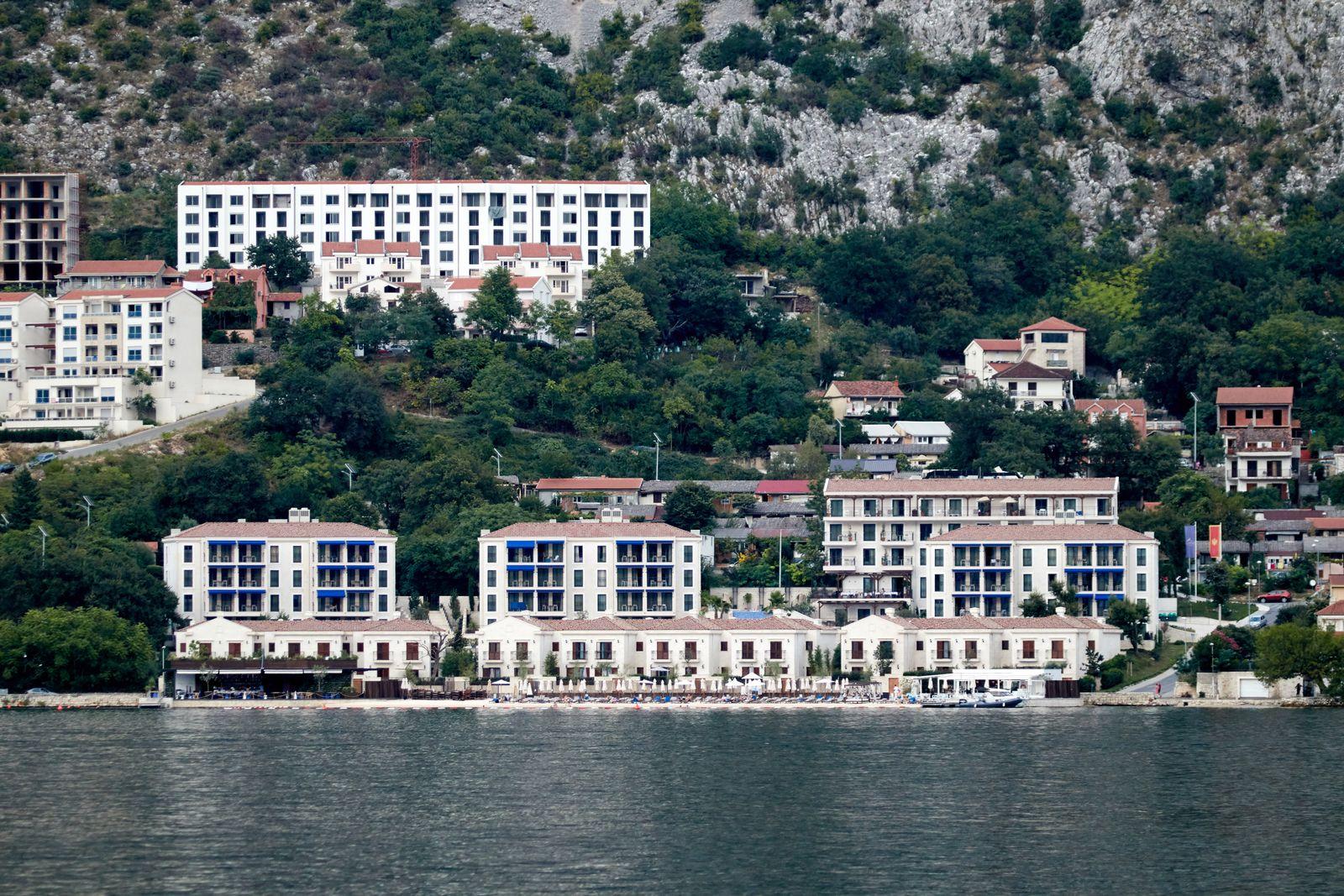 EINMALIGE VERWENDUNG Montenegro/ Kotor