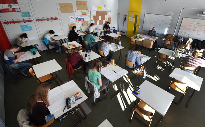 Schülerinnen und Schüler in Hannover (Archivbild)