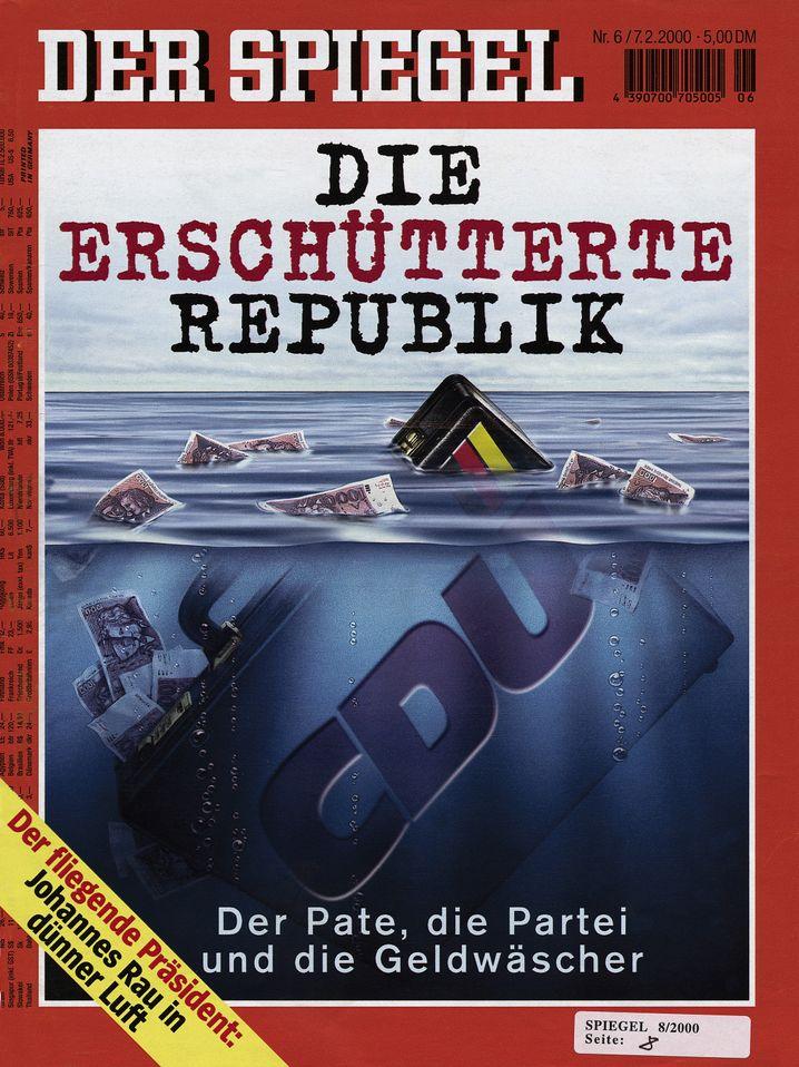SPIEGEL-Titel 6/2000
