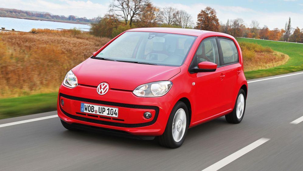 Autogramm VW Eco Úp: Der Voll-Gas-Zwerg