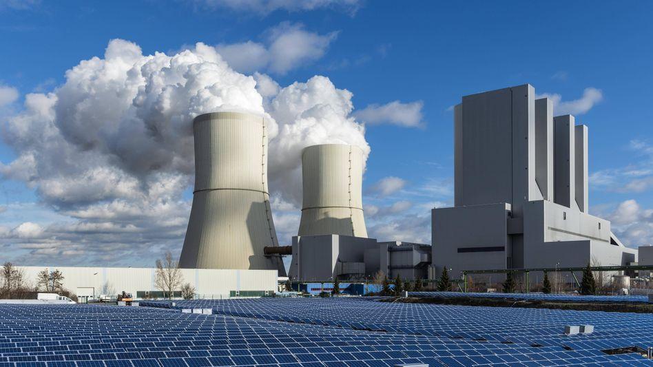 Kohlekraftwerk Lippendorf: CO2-Äquivalente in rund drei Jahren wieder eingespielt