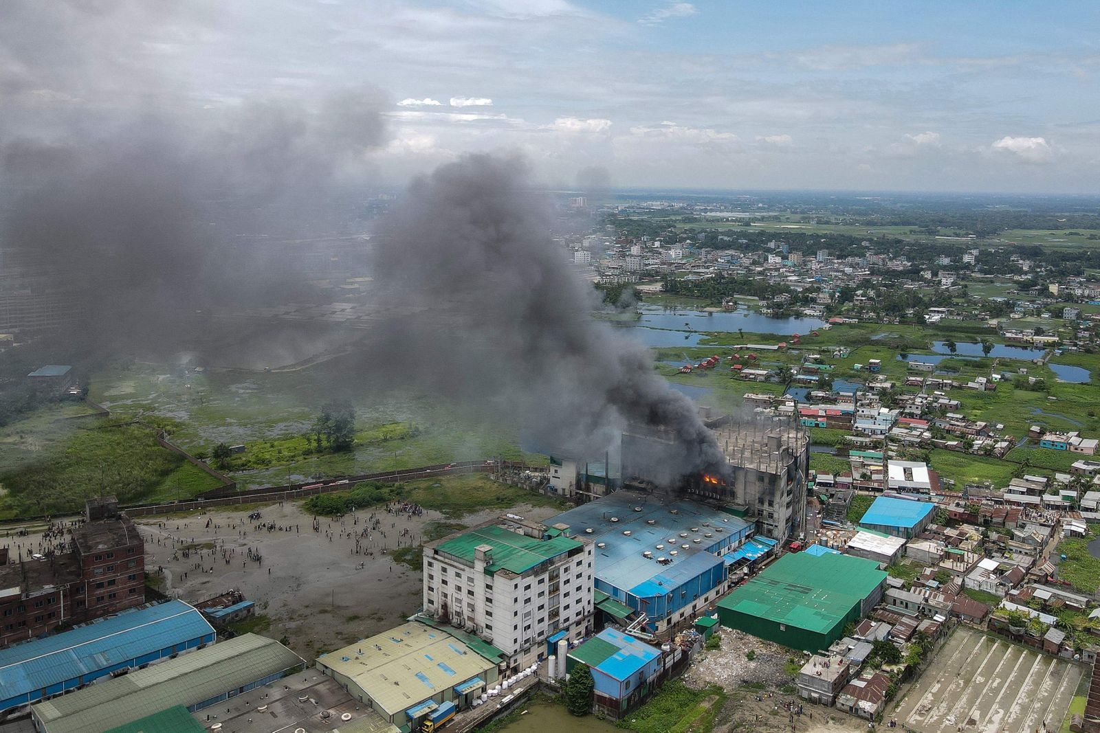 BANGLADESH-FIRE-ACCIDENT