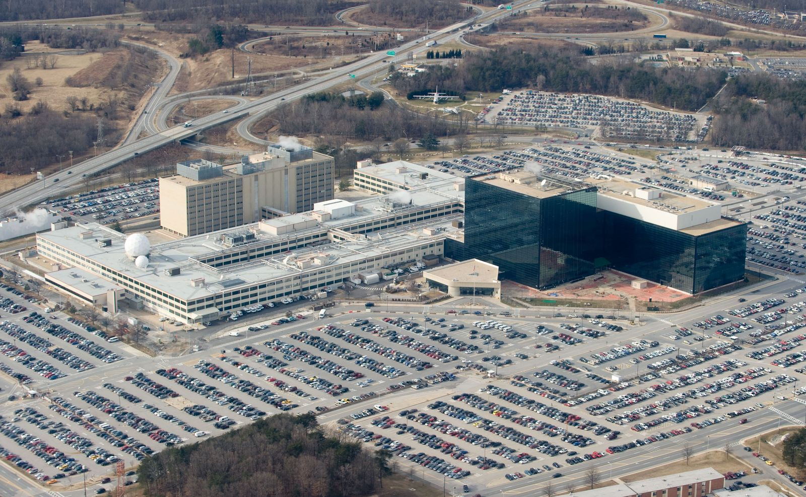 NSA Fort Meade Maryland