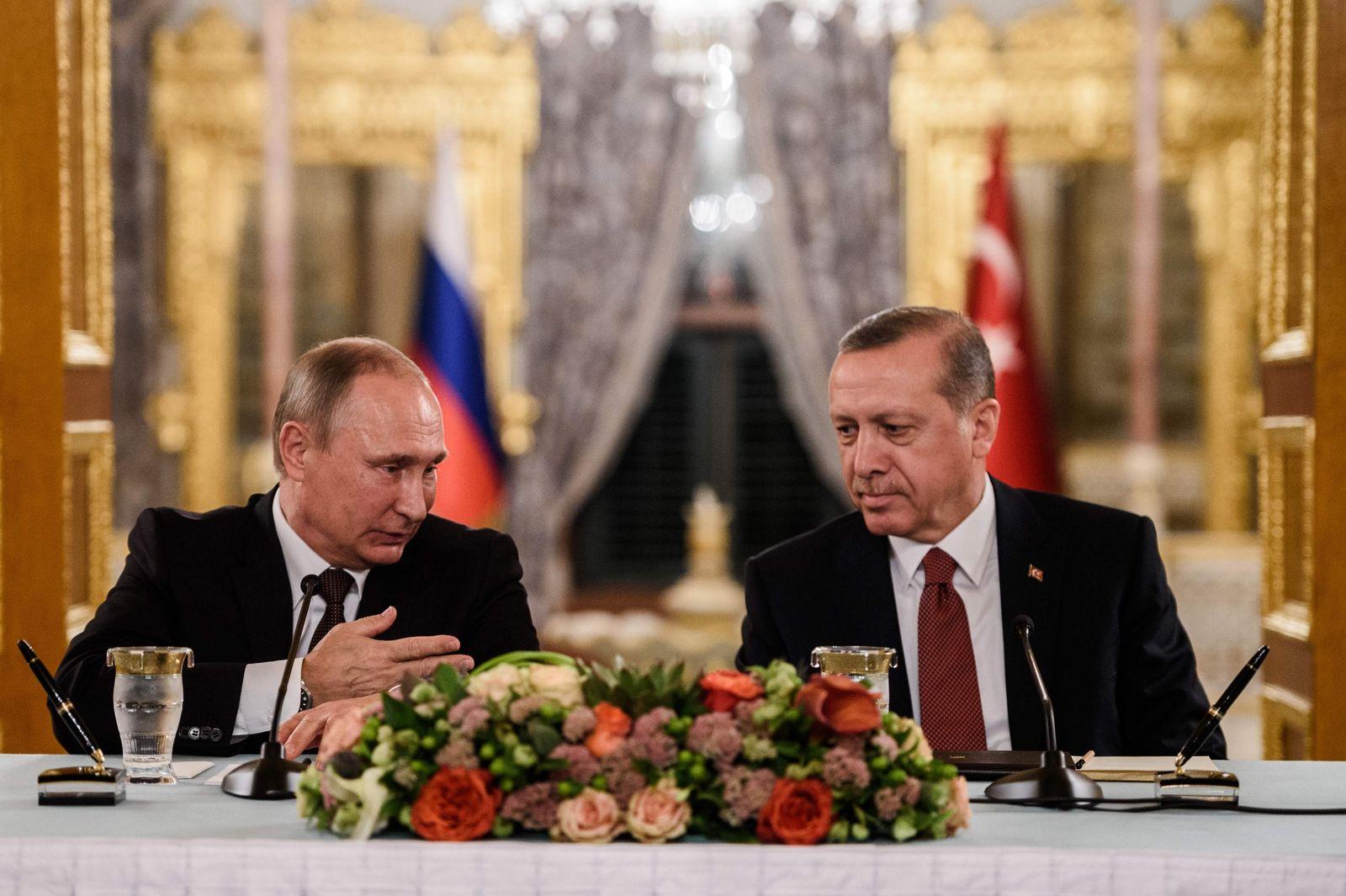 Putin / Erdogan