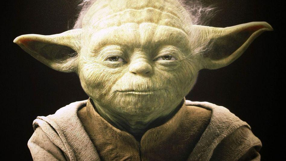 """Yoda aus """"Star Wars"""": Seltene Ursprache"""
