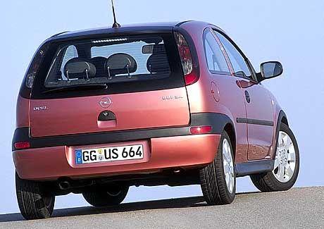 Opel Corsa: 90 PS stark, 180 km/h schnell