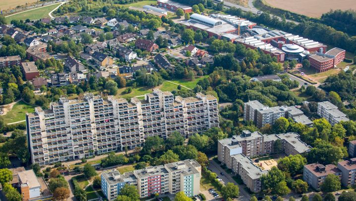 Hochhaus-Räumung in Dortmund: Abrupter Auszug