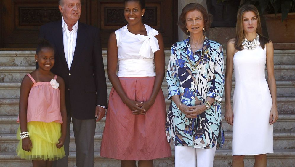 Die Spanienreise der First Lady: Flamenco für Mrs. O.