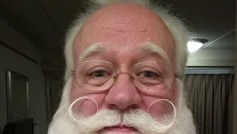 """Santa Claus Schmitt-Matzen: """"Den ganzen Weg geweint"""""""