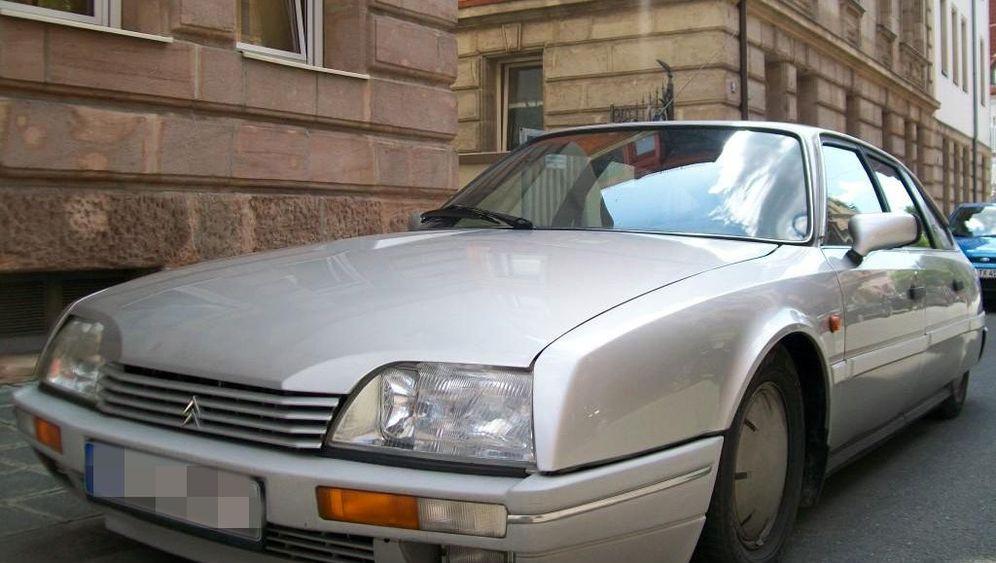 Citroën CX Diesel Turbo 2, Baujahr 1988: Ein unterschätzter Klassiker