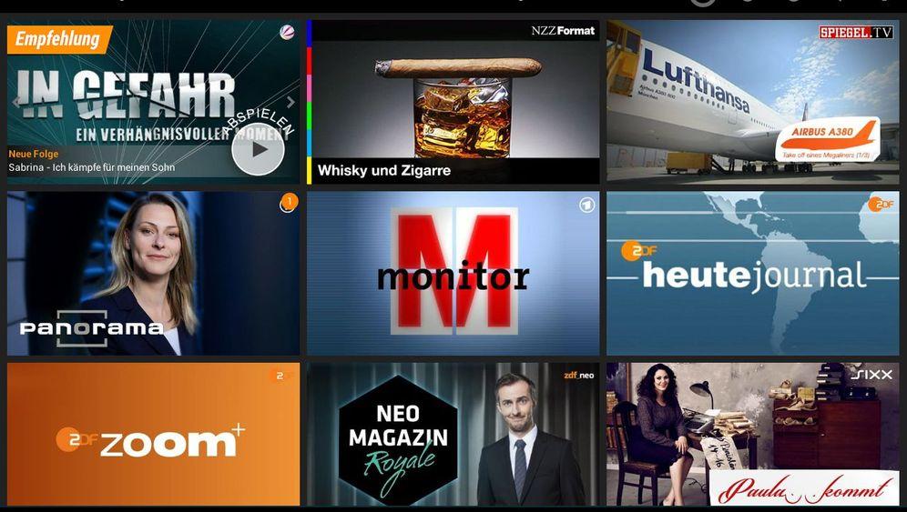 Dailyme im Test: Diese App lässt Sie das Fernsehen mitnehmen