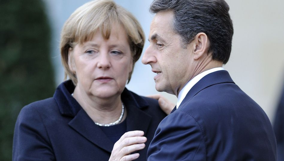 German Chancellor Merkel and French President Sarkozy have agreed a fiscal union plan. But will it be enough?