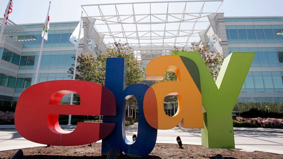 Ebay-Logo: Umstrittene Paypal-Pflicht