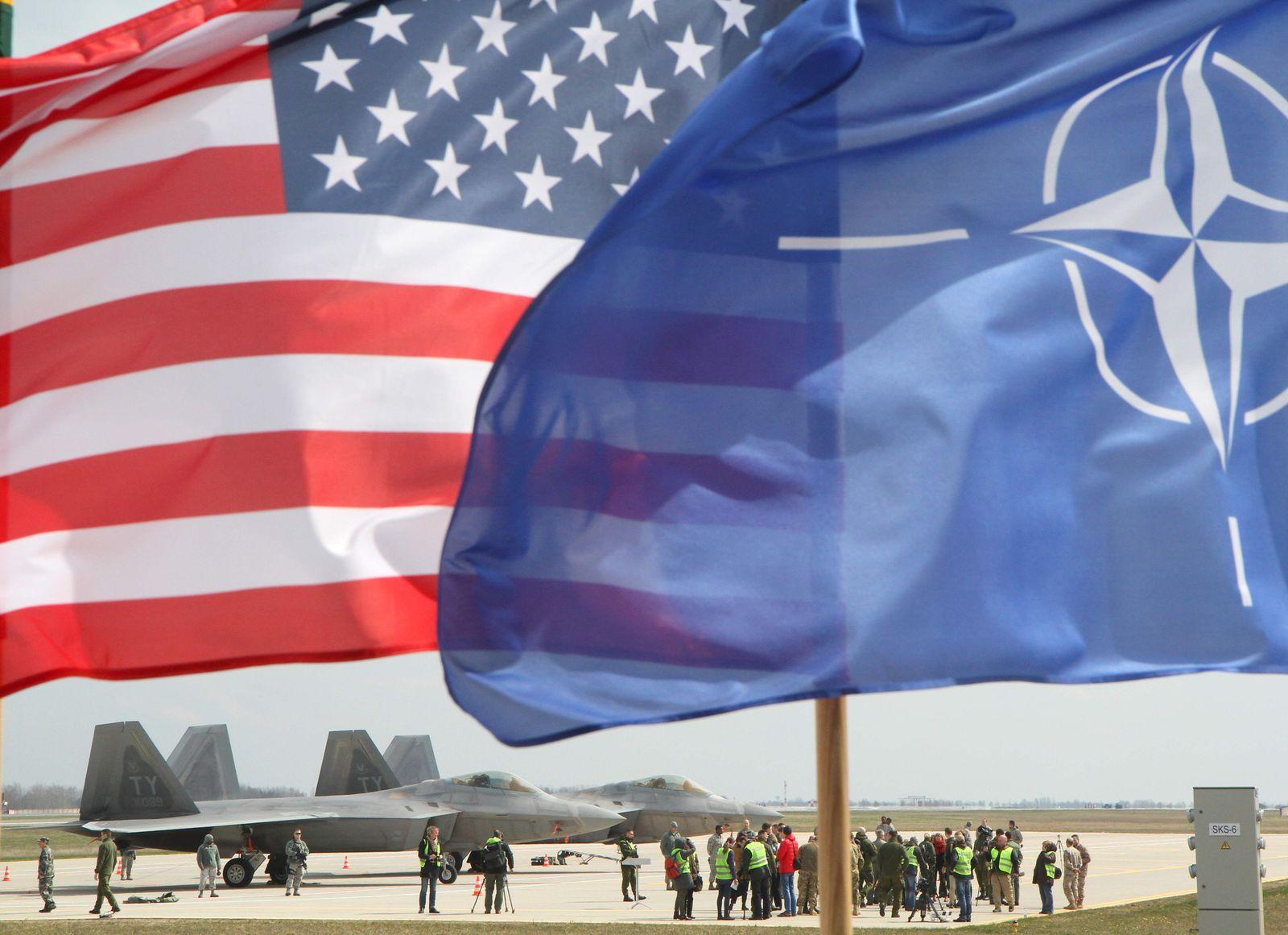 Litauen / NATO