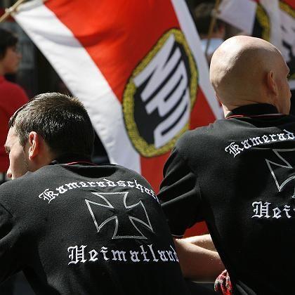 """Aufmarsch von Rechtsextremen: """"Wirklich sensationell"""""""