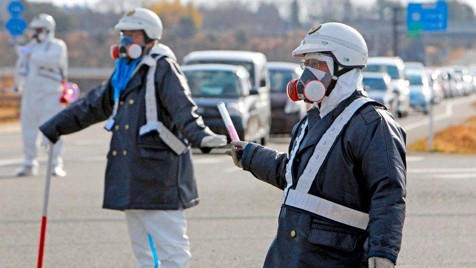 Explosion im AKW Fukushima: Japan bringt 200.000 Menschen in Sicherheit