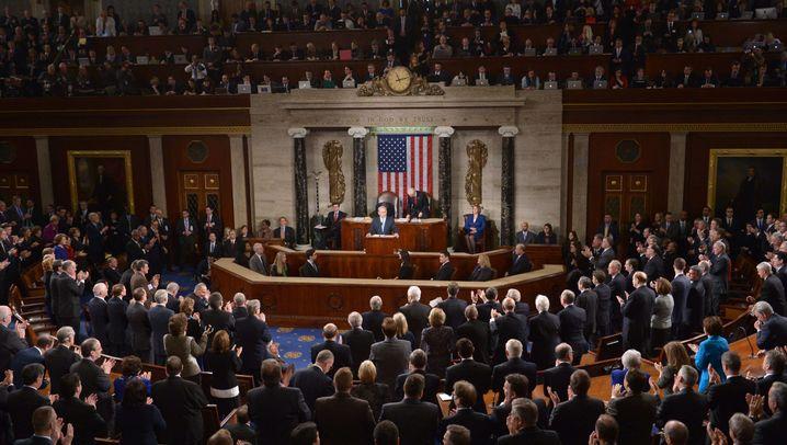 """Netanyahu-Rede vor US-Kongress: """"Iran wird immer ein Feind von Amerika sein"""""""