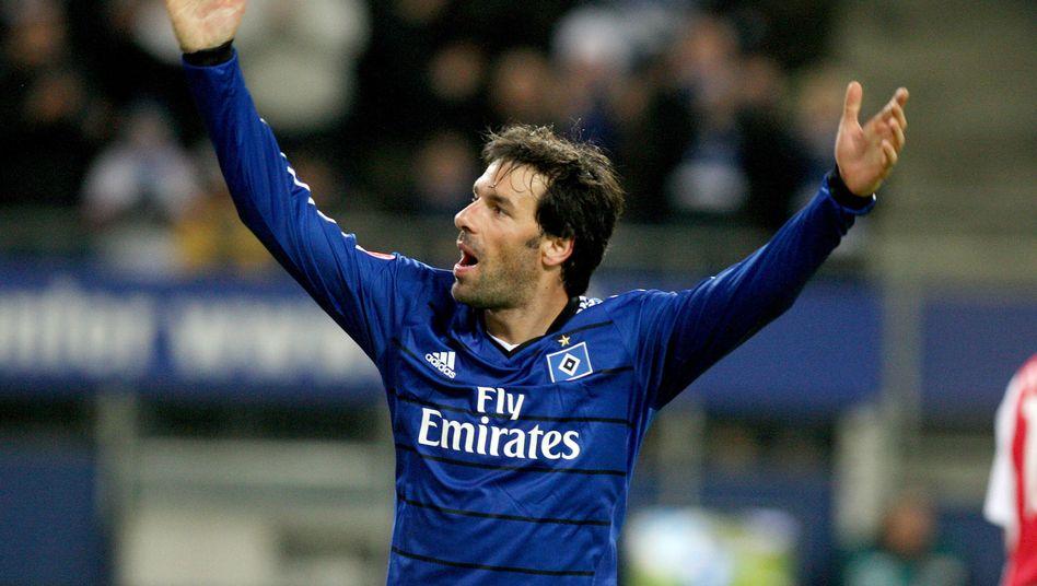 Van Nistelrooy Hsv