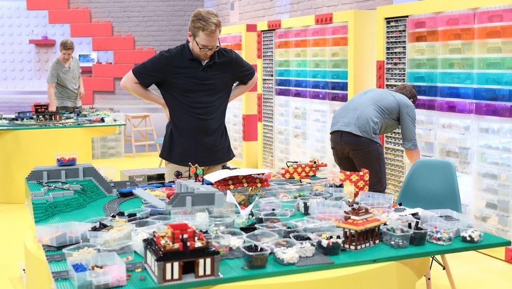 """""""Lego Master"""": Um die Wette klotzen"""