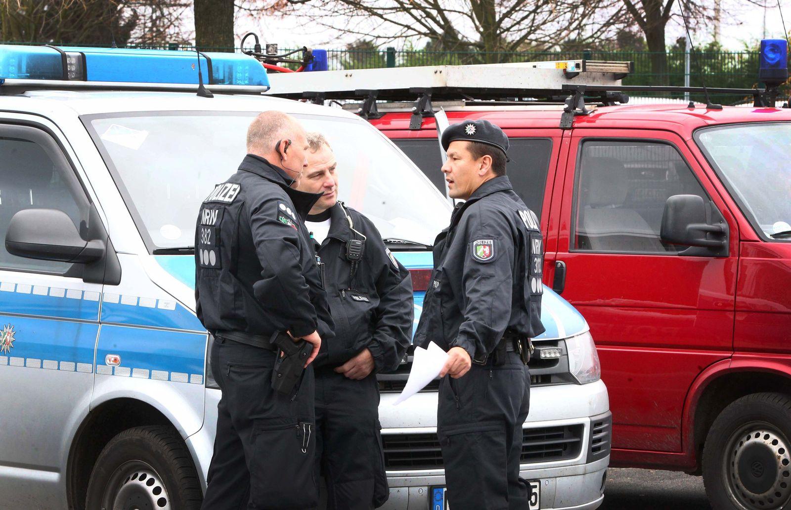 Alsdorf / Festnahme Anschlag Paris