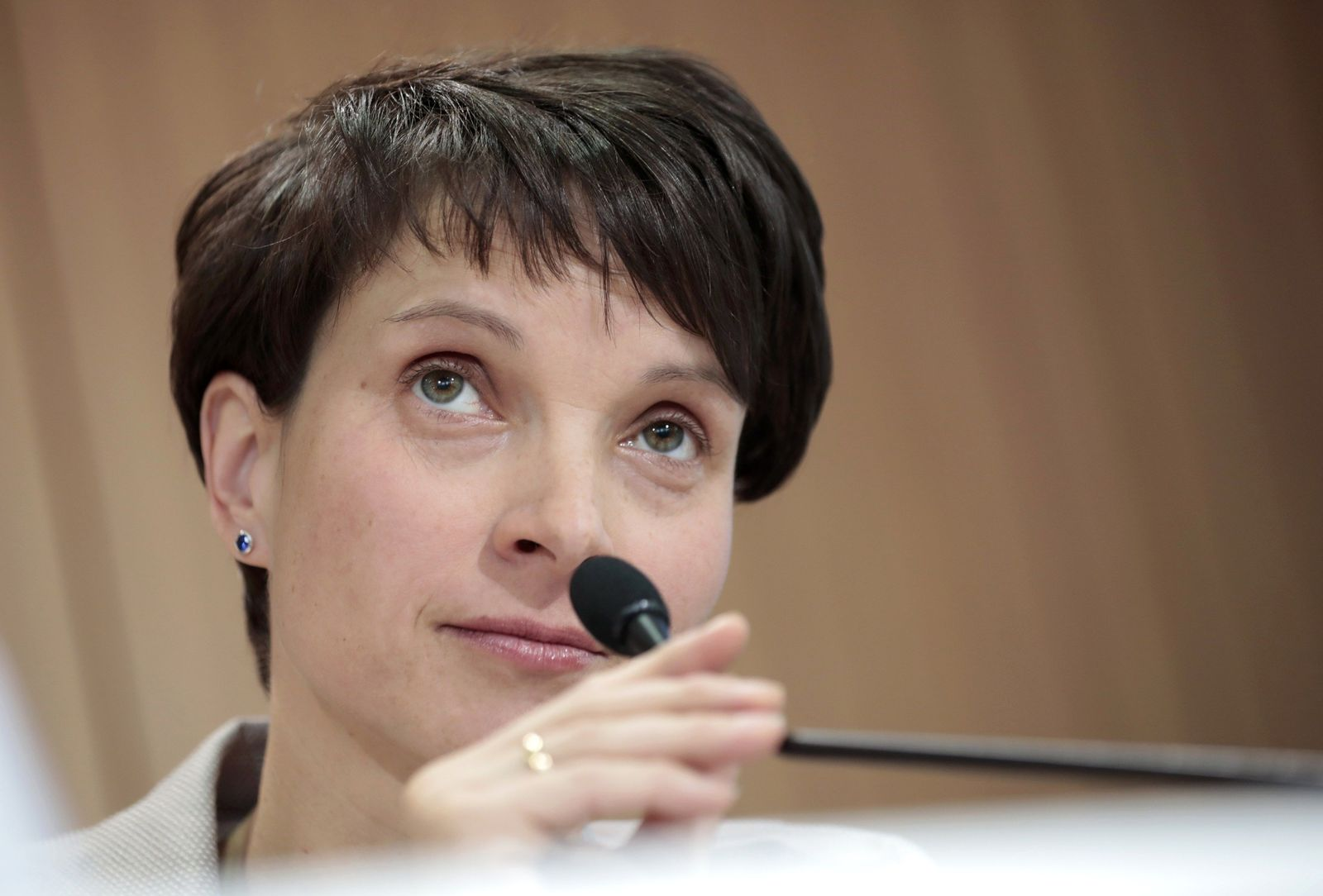 Frauke Petry GERMANY-ELECTION/AFD