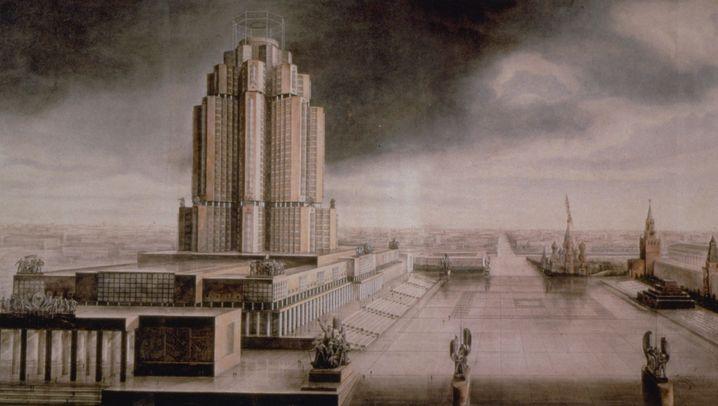 """Palast der Sowjets"": Stalins Architektur-Träume"