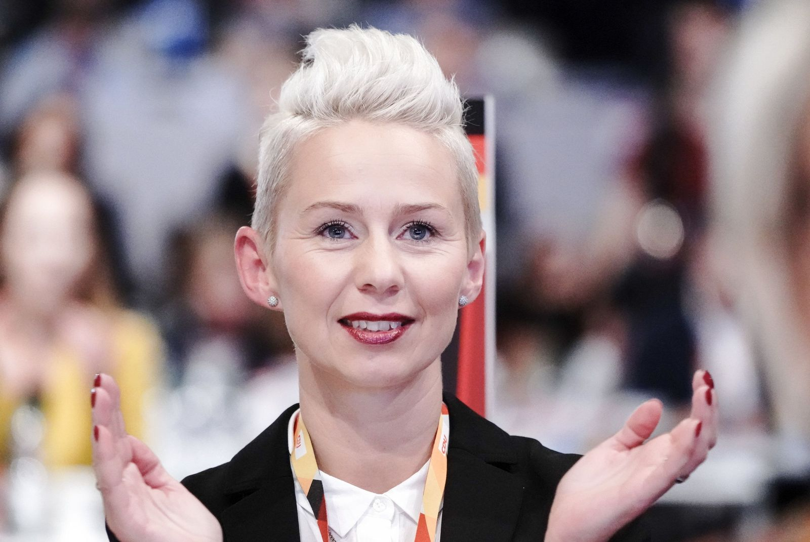 CDU-Bundesparteitag 2019/ Silvia Breher