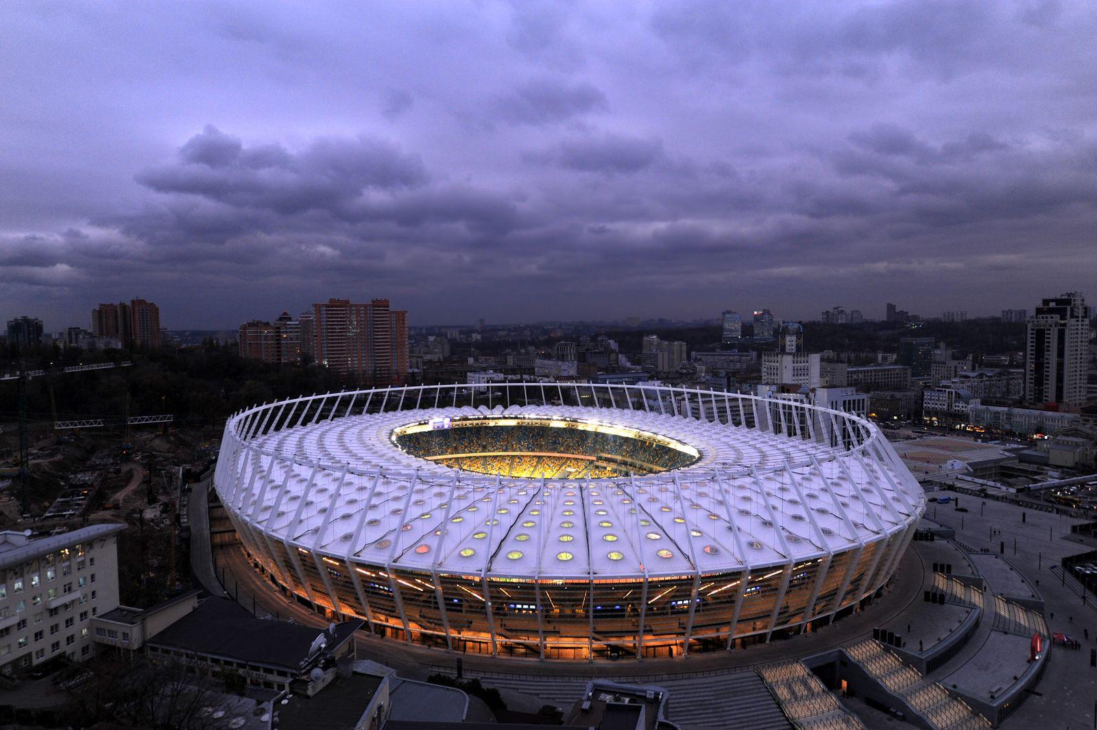 Kiew - Olympiastadion