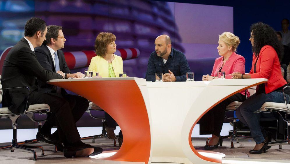 """Illner-Talk im ZDF: """"Gekommen, um zu bleiben"""""""