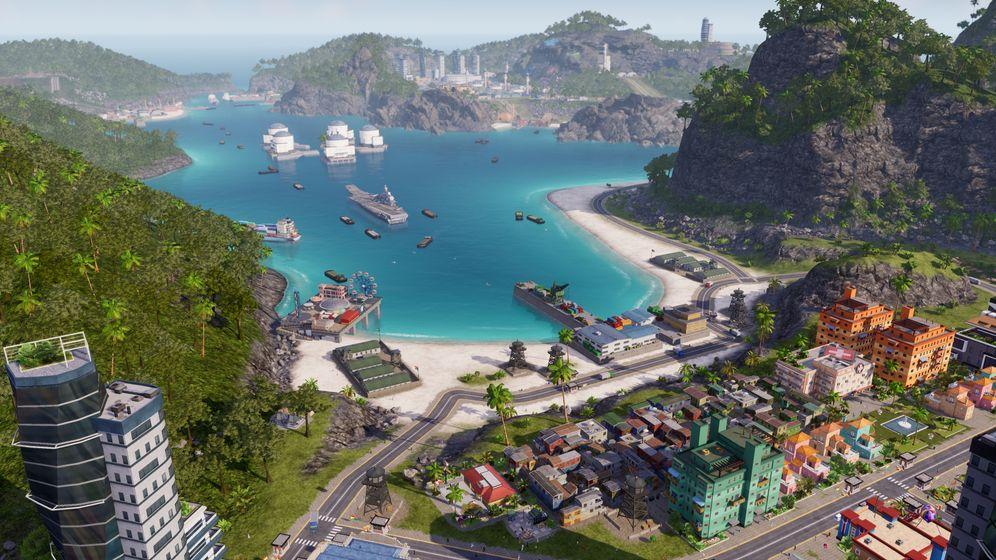 """""""Tropico 6"""": Einer unserer zehn Tipps für Digitalreisen"""