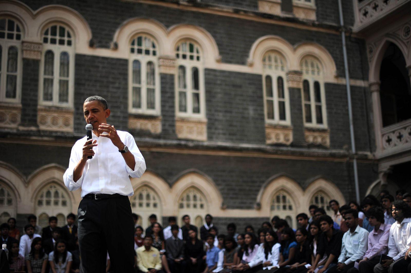 Obama Indien