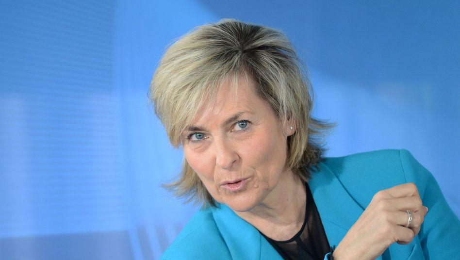 Die MDR-Intendantin und scheidende ARD-Vorsitzende Karola Wille