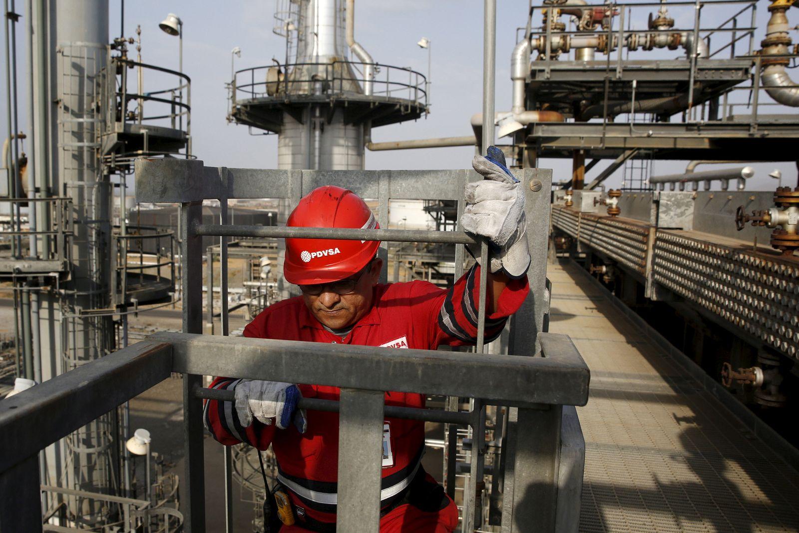 Ölförderung Venezuela