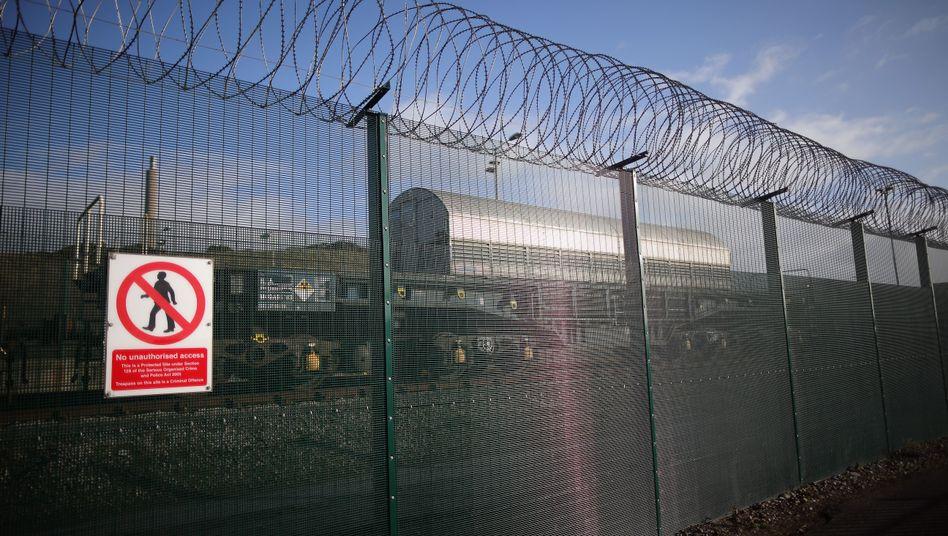 Atomkomplex Sellafield (Archivbild): Ungewöhnlich hohe Radioaktivitätswerte
