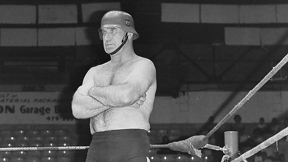 Wrestler Hans Schmidt: Das Geschäft mit dem Teufel im Ring