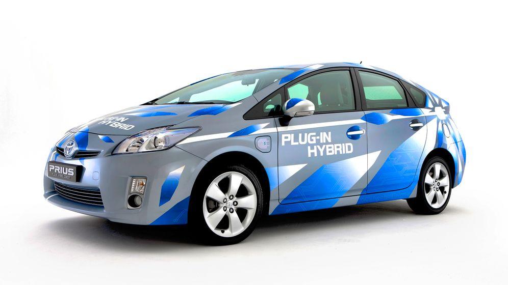 Toyota Prius Plug-in: Virtuelle Aufforstung