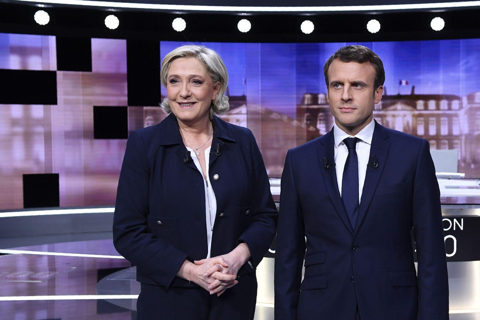 FRANCE-ELECTION/DEBATE