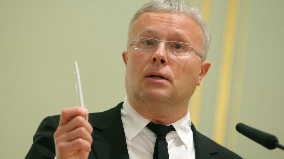 Geschäftsmann Lebedew: Ein Pfund für eine Zeitung