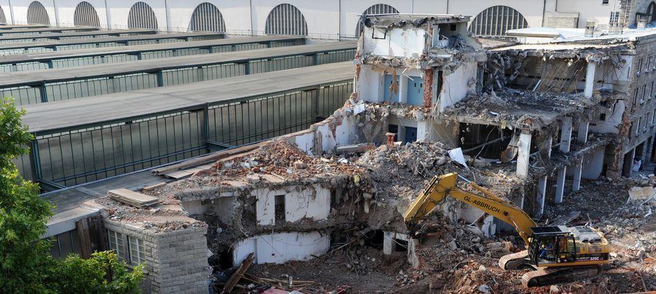Baustelle am Stuttgarter Bahnhof: Bedeutung des Heimatmarktes schrumpft