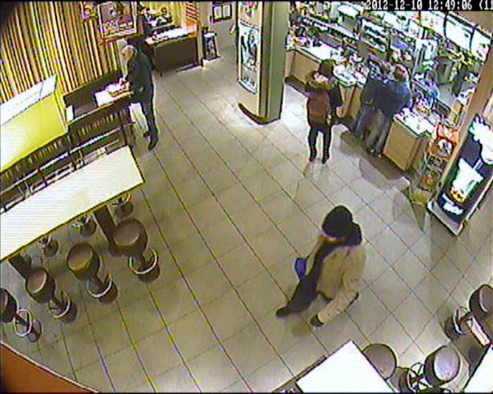 Bonn/ Bombe/ Überwachungsvideo