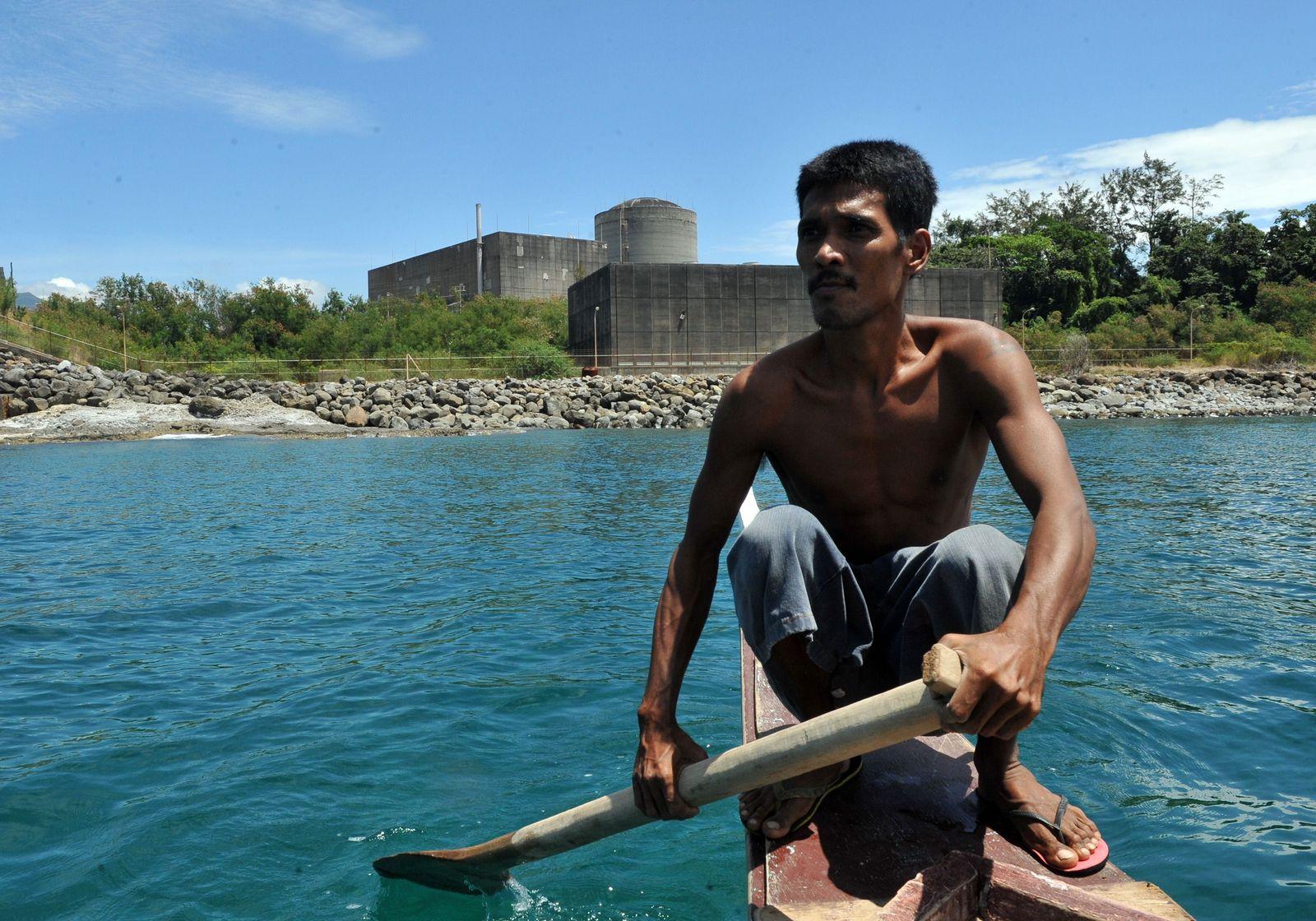 Bataan Nuclear Power Plant / Philippinen