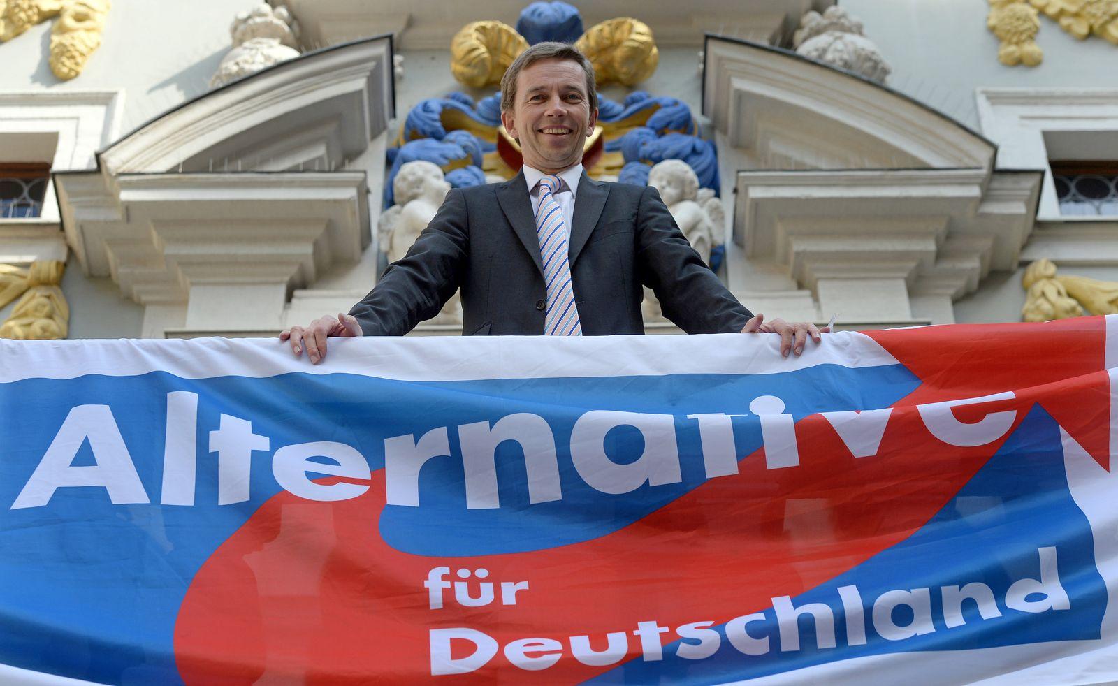 Alternative für Deutschland / Bernd Lucke