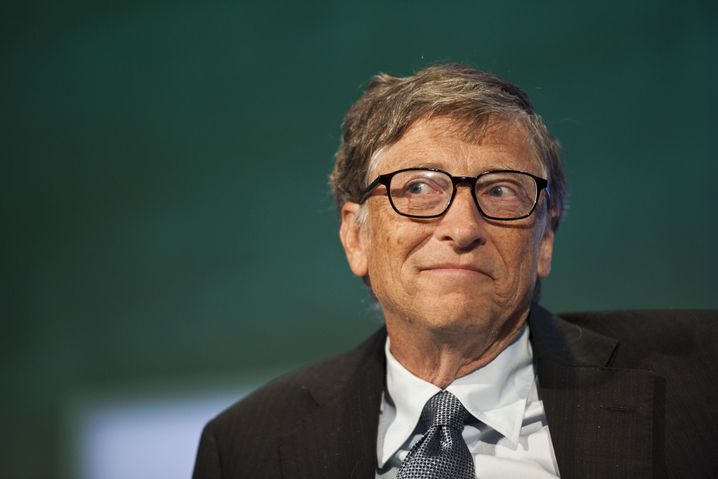 Bill Gates: Allianz der Superreichen
