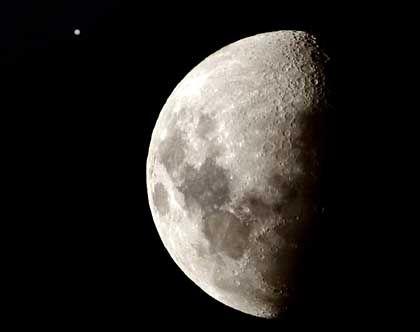 Mond: Traumziel für die deutsche Raumfahrtindustrie
